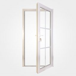 در بدون پاخور (Threshold Door)